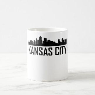 Kansas City Kansas City Skyline Coffee Mug