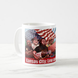 Kansas City Low and Slow Mug