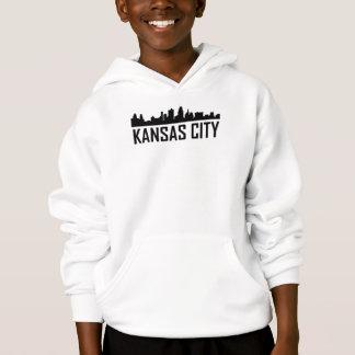 Kansas City Missouri City Skyline