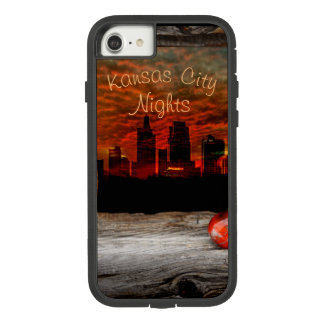 Kansas city nights Case-Mate tough extreme iPhone 8/7 case