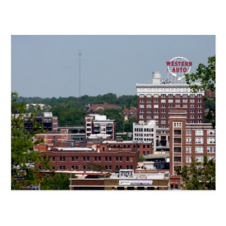 Kansas City Postcard