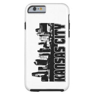 Kansas City Skyline Tough iPhone 6 Case