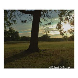 Kansas Country Landscape Photo Art