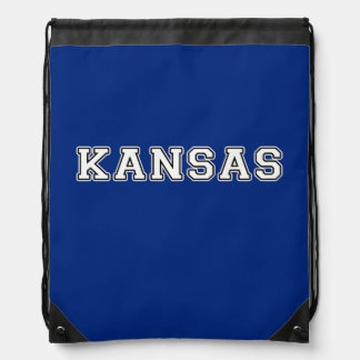 Kansas Drawstring Bag