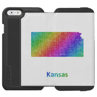 Kansas Incipio Watson™ iPhone 6 Wallet Case
