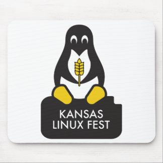 Kansas Linux Fest Mouse Pad