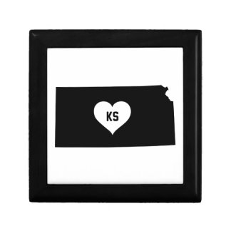 Kansas Love Gift Box