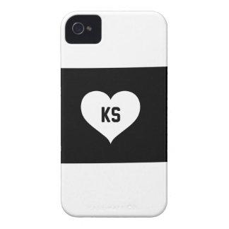 Kansas Love iPhone 4 Cover