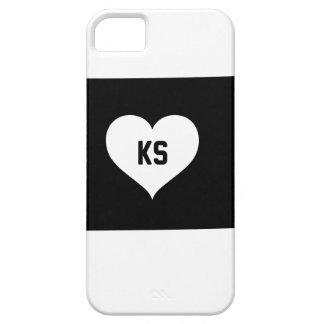Kansas Love iPhone 5 Covers