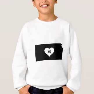 Kansas Love Sweatshirt