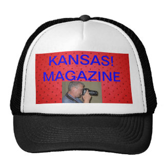 KANSAS MAGAZINE Hat