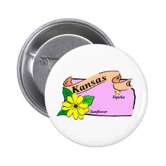 Kansas Map Buttons