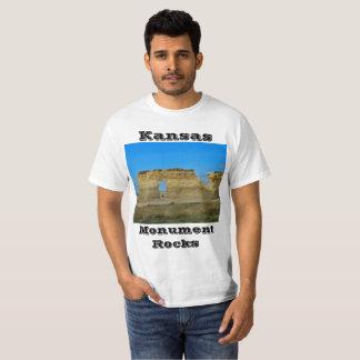 Kansas Monument Rocks T-Shirt
