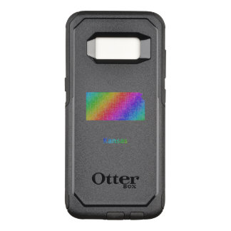 Kansas OtterBox Commuter Samsung Galaxy S8 Case