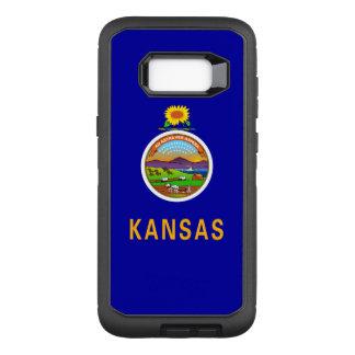 Kansas OtterBox Defender Samsung Galaxy S8+ Case