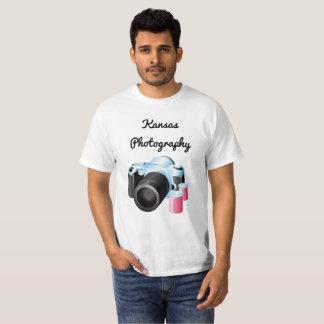 Kansas Photography T-Shirt