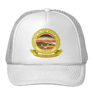 Kansas Seal Cap