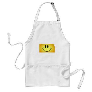 Kansas Smiley Face Standard Apron