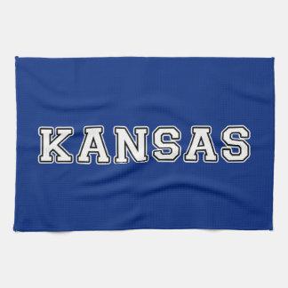 Kansas Tea Towel