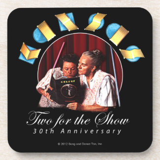KANSAS - Two for the Show (Anniversary) Drink Coasters