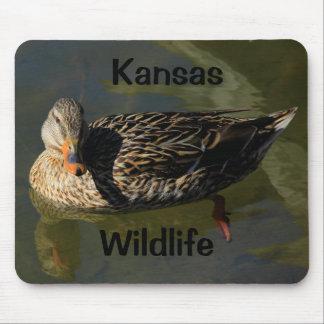 Kansas Wildlife Mouse Pad!! Mouse Pad