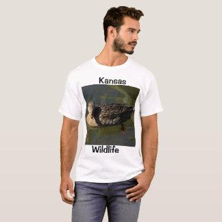 Kansas Wildlife T-Shirt