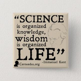 Kant Wisdom Button