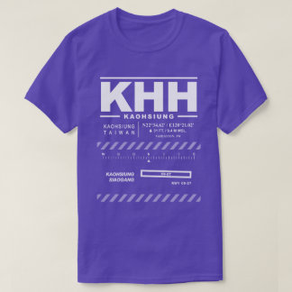 Kaohsiung International Airport KHH T-Shirt