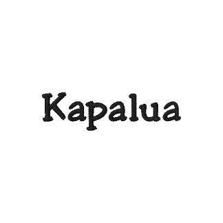 Kapalua Maui Hawaii Shirt !!! Polo