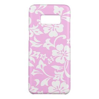 Kapalua Pareau Hawaiian Hibiscus Pink Case-Mate Samsung Galaxy S8 Case