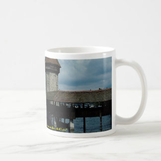 Kapelbruke, Lucerne, Switzerland Coffee Mug