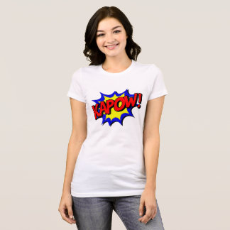 Kapow sound effects T-Shirt