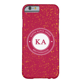 Kappa Alpha Order | Badge Barely There iPhone 6 Case