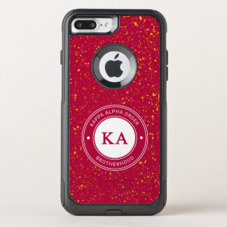 Kappa Alpha Order | Badge OtterBox Commuter iPhone 7 Plus Case