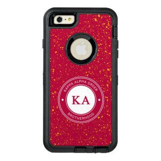 Kappa Alpha Order | Badge OtterBox Defender iPhone Case