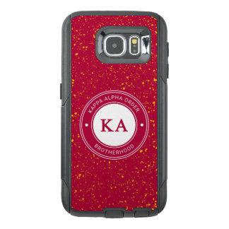 Kappa Alpha Order | Badge OtterBox Samsung Galaxy S6 Case