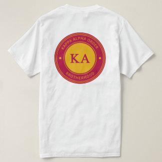 Kappa Alpha Order | Badge T-Shirt