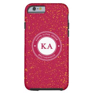 Kappa Alpha Order | Badge Tough iPhone 6 Case