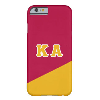 Kappa Alpha Order | Greek Letters Barely There iPhone 6 Case