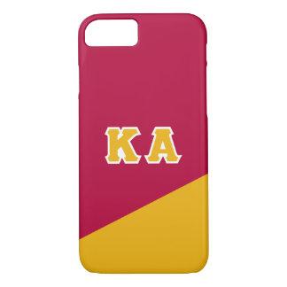 Kappa Alpha Order | Greek Letters iPhone 8/7 Case