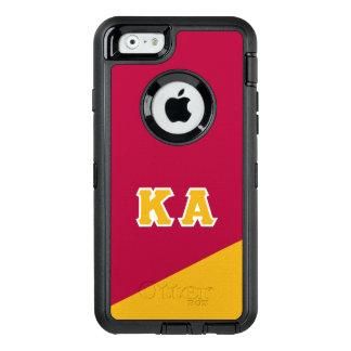 Kappa Alpha Order | Greek Letters OtterBox Defender iPhone Case