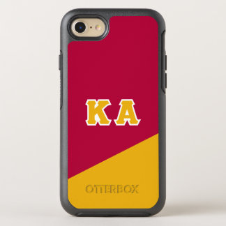 Kappa Alpha Order | Greek Letters OtterBox Symmetry iPhone 7 Case