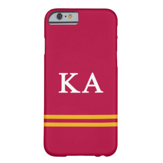 Kappa Alpha Order | Sport Stripe Barely There iPhone 6 Case