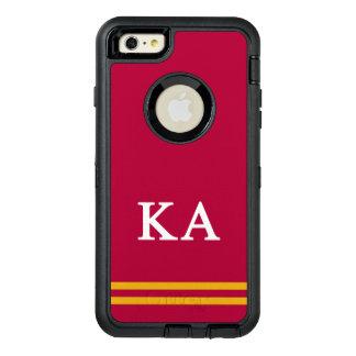 Kappa Alpha Order | Sport Stripe OtterBox Defender iPhone Case