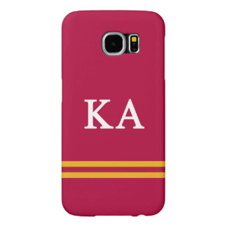 Kappa Alpha Order | Sport Stripe Samsung Galaxy S6 Cases