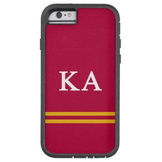 Kappa Alpha Order | Sport Stripe Tough Xtreme iPhone 6 Case