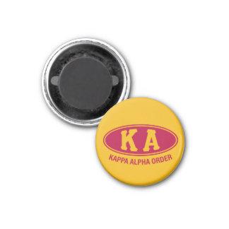 Kappa Alpha Order   Vintage Magnet