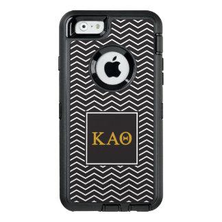 Kappa Alpha Theta | Chevron Pattern OtterBox iPhone 6/6s Case