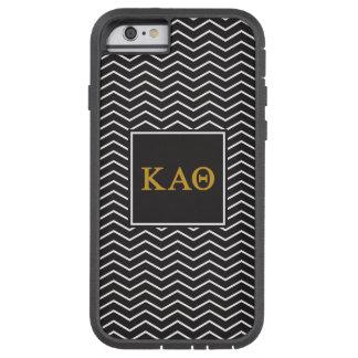 Kappa Alpha Theta | Chevron Pattern Tough Xtreme iPhone 6 Case