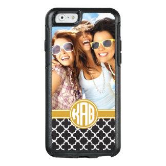 Kappa Alpha Theta   Custom Monogram Pattern OtterBox iPhone 6/6s Case